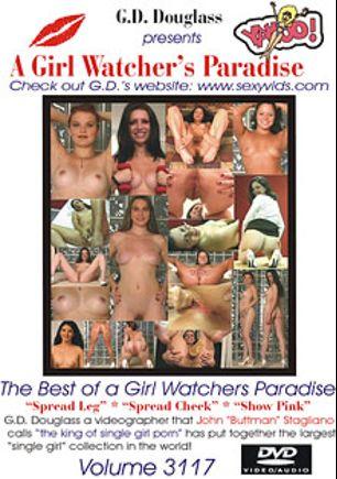 A Girl Watcher's Paradise 3117, produced by G.D. Douglass.