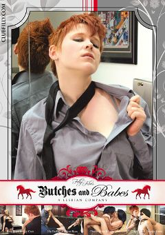 "Adult entertainment movie ""Butches And Babes"" starring Charlie Ninja, Brett Rossi & Lola Foxx. Produced by Filly Films."