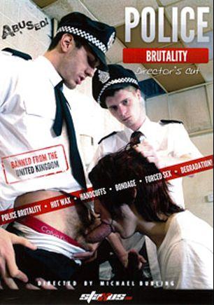 Police Brutality, starring Keiron Jones, McKenzie Cross, Evan Zero, Kade Montana, Matthias Mann, Lloyd Adams, Jonny Ryder and Kyle Martin, produced by Staxus.