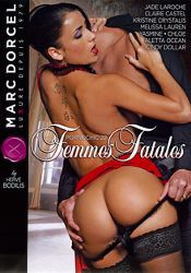 Straight Adult Movie Pornochic 22: Femmes Fatales - French