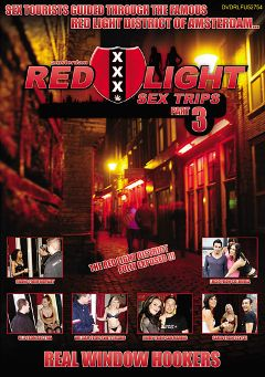 "Adult entertainment movie ""Amsterdam Red Light Sex Trips 3"" starring Miss Puss, Elsa & Candy. Produced by Sunset Media."