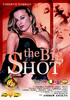 "Adult entertainment movie ""Fallo Grosso - The Big Shot"" starring Federica Tommasi, Lele & Gabriele. Produced by Pinko Enterprises."