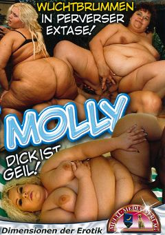 "Adult entertainment movie ""Molly Dick Ist Geil"" starring Cindy B., Jessica B. & Tunde F.. Produced by MMV Multi Media Verlag."