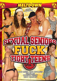 "Adult entertainment movie ""Sexual Seniors Fuck Tight Teens"". Produced by Meltdown."