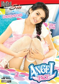 "Adult entertainment movie ""Angel Face"" starring Zoey Kush, Richie's Brain & Sasha Hall. Produced by Digital Sin."