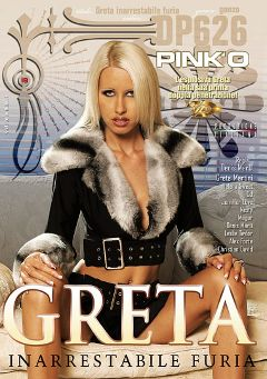 "Adult entertainment movie ""Greta Inarrestabile Furia"" starring Greta Martini, Nesty & C.J. (f). Produced by Pinko Enterprises."