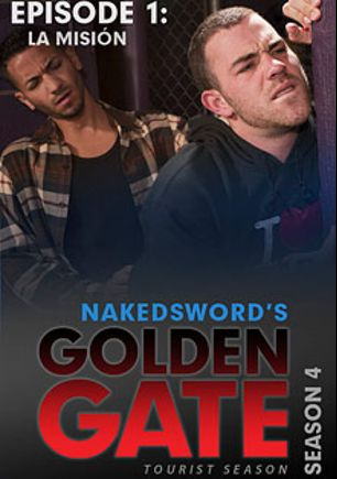 Golden Gate Season 4 Episode 1: La Mision, starring Parker Perry and Mario Costa, produced by NakedSword Originals.