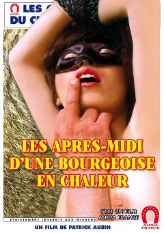 "Adult entertainment movie ""My Wife Is A Whore - French"" starring Cathy Stewart, Kate Bretty & Celine Gallone. Produced by ALPHA-FRANCE."