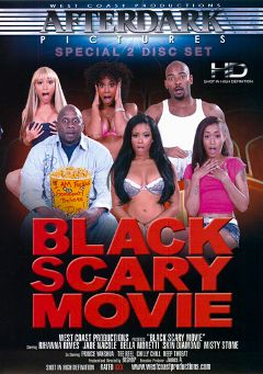 "Adult entertainment movie ""Black Scary Movie"" starring Rihanna Rimes, Skin Diamond & Bella Moretti. Produced by After Dark Pictures."