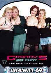 Straight Adult Movie Granny's Sex Party