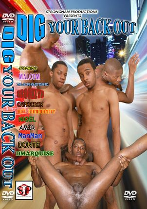 Gay Adult Movie Dig Your Back Out