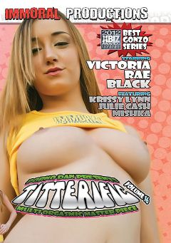 "Adult entertainment movie ""Titterific 16"" starring Victoria Rae Black, Mishka Venter & Julie Cash. Produced by Porno Dan Presents."