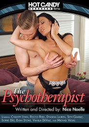 "Featured Studio - Hot Candy presents the adult entertainment movie ""The Psychotherapist""."