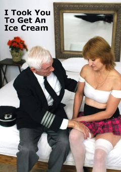 "Adult entertainment movie ""I Took You To Get An Ice Cream"" starring Connie (Hot Clits), Connie & Carl Hubay. Produced by Hot Clits Video."