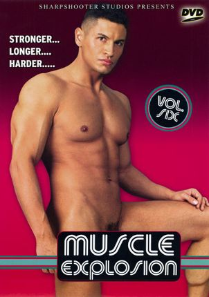 Gay Adult Movie Muscle Explosion 6