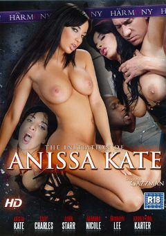 "Adult entertainment movie ""The Initiation Of Anissa Kate"" starring Anissa Kate, Sally Charles & Brooklyn Lee. Produced by Harmony Films Ltd.."