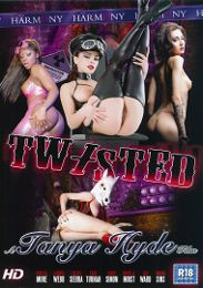 "Featured Star - Liza Del Sierra presents the adult entertainment movie ""Twisted""."