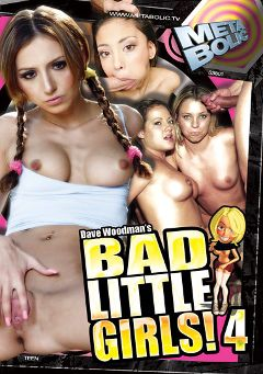 "Adult entertainment movie ""Bad Little Girls 4"" starring Alexis Love, Lori Peacock & Tiffany Holiday. Produced by Sunset Media."
