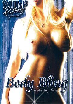 "Adult entertainment movie ""Body Bling: A Piercing Classic"" starring Candy Manson, Kylee King & Jenna Presley. Produced by MILF And Honey."