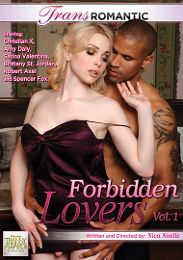 "Exclusive Movies presents the adult entertainment movie ""Forbidden Lovers""."