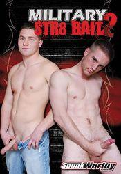 Gay Adult Movie Military Str8 Bait 2