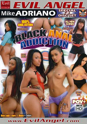 Straight Adult Movie Black Anal Addiction Part 2