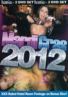 "Adult entertainment movie ""Mardi Gras 2012"". Produced by Dream Girls."