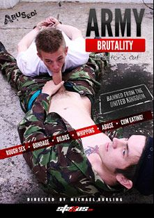 Army Brutality, produced by Staxus.