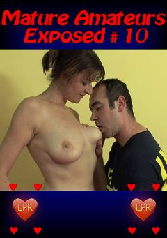"Adult entertainment movie ""Mature Amateurs Exposed 10"". Produced by European Productions."