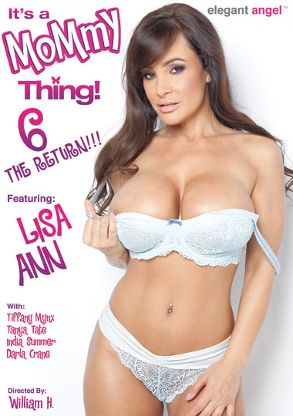 Straight Adult Movie It's A Mommy Thing 6 - front box cover