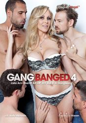 Straight Adult Movie Gang Banged 4