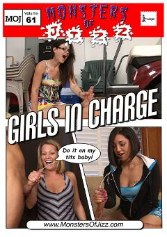 "Adult entertainment movie ""Monsters Of Jizz 61: Girls In Charge"". Produced by Image Video."