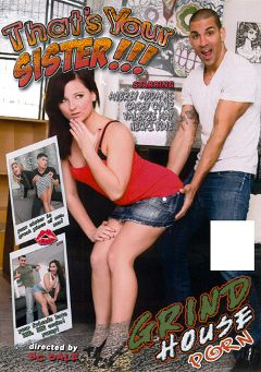 "Adult entertainment movie ""That's Your Sister"" starring Valerie Kay, Casey Cumz & Aubrey Addams. Produced by Acid Rain."