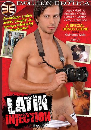 Gay Adult Movie Latin Injection