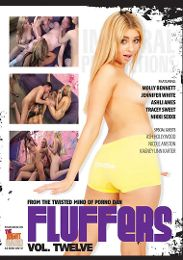 """Featured Studio - Immoral Productions presents the adult entertainment movie """"Fluffers 12""""."""