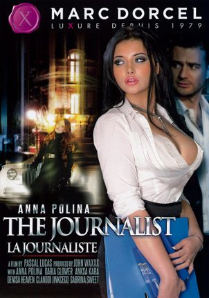 Straight Adult Movie The Journalist - French