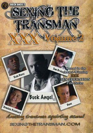 Gay Adult Movie Buck Angel's Sexing The Transman XXX 2