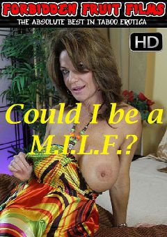 "Adult entertainment movie ""Could I Be A M.I.L.F."" starring Deauxma, Frankie Vegas & Jodi West. Produced by Forbidden Fruits Films."