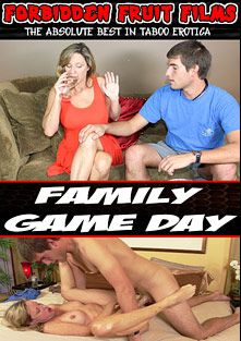 Family Game Day, starring Jodi West, Frankie Vegas and Levi Cash, produced by Forbidden Fruits Films.