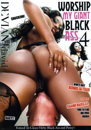 Straight Adult Movie Worship My Giant Black Ass 4