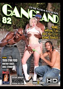 Gangland 82, starring Tara Lynn Foxx, Ariel Stonem and Whitney Grace, produced by Devil's Film and Devils Film.