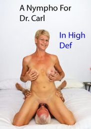 """Just Added presents the adult entertainment movie """"A Nympho For Dr. Carl""""."""