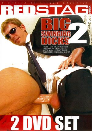 Gay Adult Movie Trigger Men: Big Swinging Dicks 2