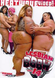 """Just Added presents the adult entertainment movie """"Lesbian BBBW 14""""."""