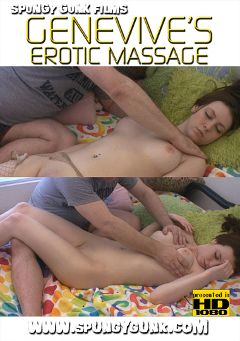 "Adult entertainment movie ""Genevive's Erotic Massage"" starring Genevive & Gerald Saunders. Produced by Spungy Gunk Films."