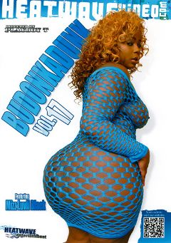 "Adult entertainment movie ""Budonkadunk 17"" starring Mizz Luvli Black, Ms. Marshae & Jon Q.. Produced by Heatwave Entertainment."