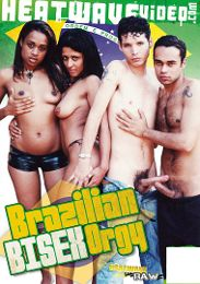 "Just Added presents the adult entertainment movie ""Brazilian Bisex Orgy""."