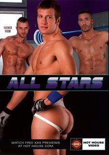 All Stars, starring Jessie Colter, Spencer Fox, Trey Turner, Troy Haydon, Marc Dylan, Nikko Alexander, Topher DiMaggio and Jimmy Durano, produced by Hot House Entertainment and Falcon Studios Group.