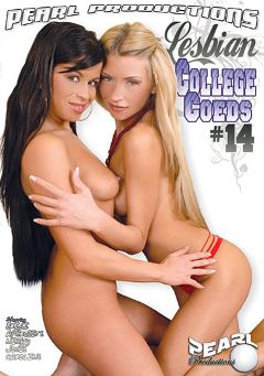 "Adult entertainment movie ""Lesbian College Coeds 14"" starring Nicky, Caroline & Brigi. Produced by Heatwave Entertainment."