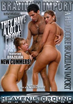 "Adult entertainment movie ""They Have A Lot To Prove"". Produced by Hell's Ground Production."